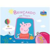 Brincando Com Peppa - A Partir De 3 Anos - Neville Astley,mark Baker