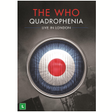 The Who - Quadrophenia Live In London (DVD) - The Who