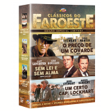 Box Clássicos Do Faroeste (DVD) - James Stewart