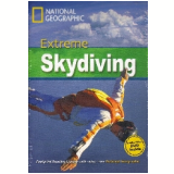 Footprint Reading Library - Level 6  2200 B2 - Extreme Skydiving - American English + Multirom - Rob Waring