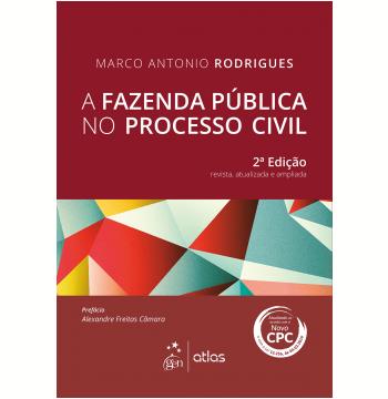 A Fazenda Pública No Processo Civil