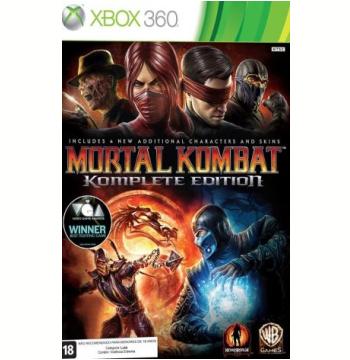 Mortal Kombat: Komplete Edition (X360)