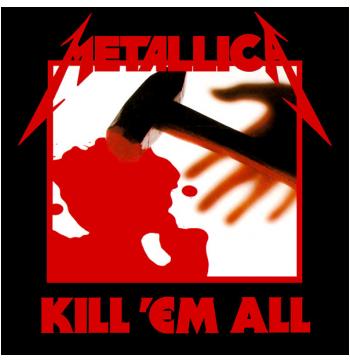 Metallica - Kill Em All (CD)