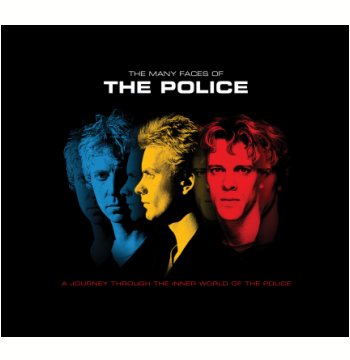 Box - The Many Faces Of The Police (CD)
