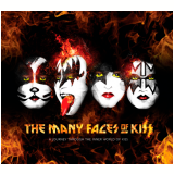 Box The Many Faces Of Kiss - Digipack (CD) - Varios Interpretes