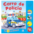 Carro de Polícia - Com 4 Sons Divertidos!