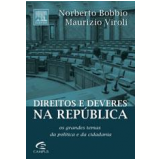 Direitos e Deveres na República - Norberto Bobbio, Maurizio Viroli