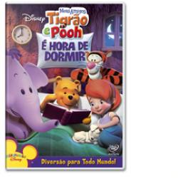 DVD - Meus Amigos Tigrão e Pooh: É Hora de Dormir - Don MacKinnon ( Diretor ) , David Hartman ( Diretor ) - 7899307913655