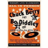 Chuck Berry and Bo Diddley - Rock 'n' Roll All Star Jam (DVD) - Chuck Berry, Bo Diddley