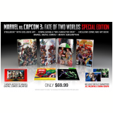 Marvel Vs. Capcom 3: Fate of Two Worlds Special Edition (X360) -