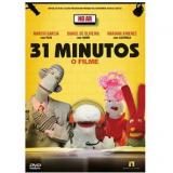 31 Minutos O Filme (DVD) - Michael Angarano, Nicholas Braun