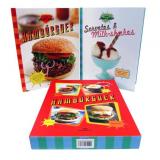 Hambúrguer e Sorvetes & Milk-shakes - Editora Melhoramentos (Org.)