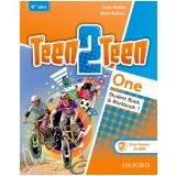 Teen2teen 1 - Student Book Pack(br) -
