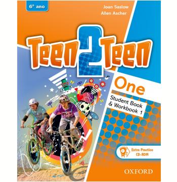 Teen2teen 1 - Student Book Pack(br)