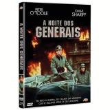 A Noite Dos Generais (DVD) - Omar Sharif, Peter O'Toole