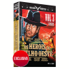 Box Western - Os Her�is do Velho Oeste - Vol. 3 - Exclusivo (DVD)