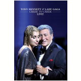 Tony Bennett e Lady Gaga - Cheek to Cheek Live (DVD)