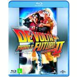 De Volta Para O Futuro II (Blu-Ray) - Christopher Lloyd, Michael J. Fox