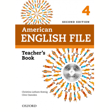 American English File 4 - Second Edition Classic: Pack