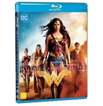 Mulher Maravilha (Blu-Ray)