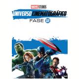 Marvel Universo Cinematográfico - Fase 2 (DVD) -