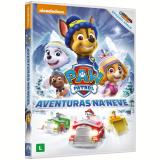 Paw Patrol - Aventuras na Neve (DVD) - Charles E. Bastien (Diretor), Jamie Whitney