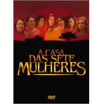 A Casa das Sete Mulheres (DVD)