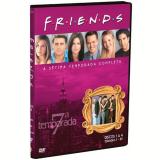 Friends - 7ª Temporada Completa (DVD) - Vários (veja lista completa)