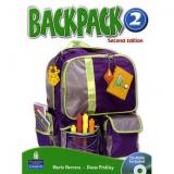 Backpack 2 - Student Book - Mario Herrera, Diane Pinkley