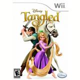 Disney Tangled - Enrolados (Wii) -