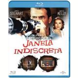 Janela Indiscreta (Blu-Ray) - Alfred Hitchcock (Diretor)