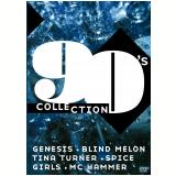 90's Collection (DVD) - Vários