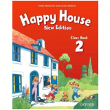 Happy House 2 Class Book New Edition -