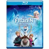Frozen - Uma Aventura Congelante (Blu-Ray) -