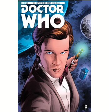 Doctor Who: The Eleventh Doctor Archives 29 (Ebook)