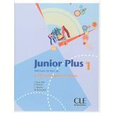 Junior Plus 1 - CD Audio Collectifs (3) - Cecile Martin