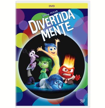 Divertida Mente (DVD)