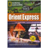 Footprint Reading Library - Level 8  3000 C1 - The Orient Express - American English + Multirom - Rob Waring