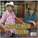 André Cezário & Pedrão-como É Lindo O Amanhecer (CD)