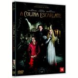 A Colina Escarlate (DVD) - Guillermo del Toro