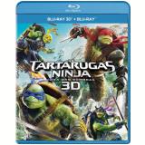 As Tartarugas Ninja: Fora Das Sombras (Blu-Ray 3D) +  (Blu-Ray)