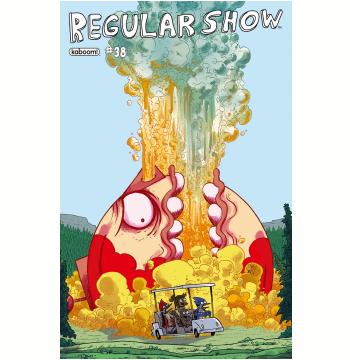 Regular Show 38 (Ebook)