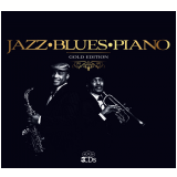 Jazz Blues - Golden Editon (CD) - Diversos