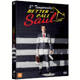 Better Call Saul - 3ª Temporada (DVD) - Vários (veja lista completa)