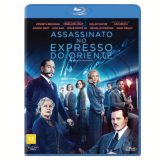 Assassinato no Expresso do Oriente (Blu-Ray) - Johnny Depp, Michelle Pfeiffer, Judi Dench