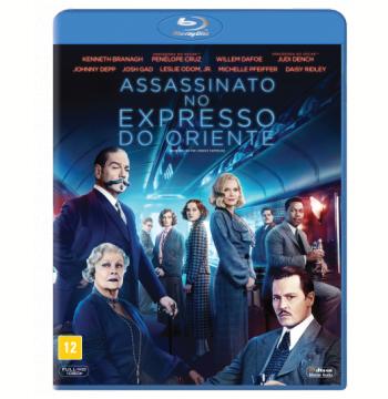 Assassinato no Expresso do Oriente (Blu-Ray)