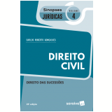 Direito Civil - Direito das Sucessões (Vol. 4) - Carlos Roberto Gonçalves