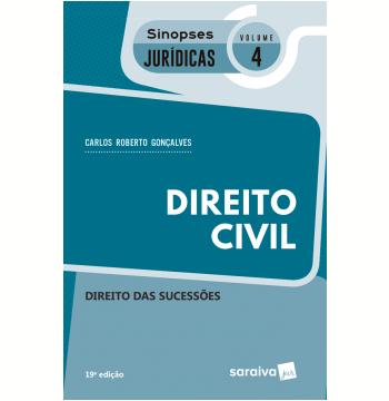 Direito Civil - Direito das Sucessões (Vol. 4)