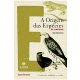 A Origem das Espécies de Darwin - Janet Browne