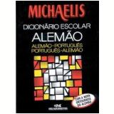 Dicionário Escolar Michaelis Alemão - Alfred J. Keller